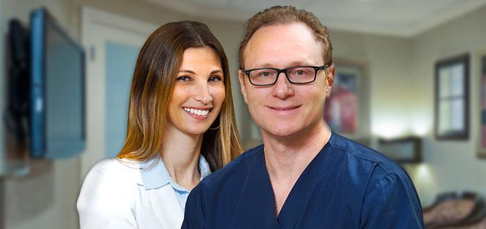 Dr. Eli and Dr. Katia Friedman